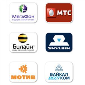 Операторы сотовой связи Арти