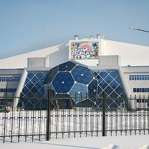 Спортивные комплексы Арти